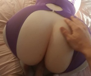 Big Tits and Phat Ass POV Fucking My Wife