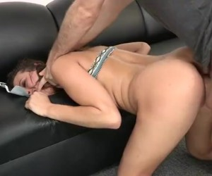 Slutty Teen with Nice Tits Cums from the Most Extreme Orgasm Ever