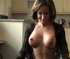 Busty Big Titty MILF Fast and Rough Pussy Pounding