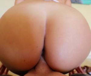 Bryci Big Boobs Tiny Micro Bikini Anal Creampie