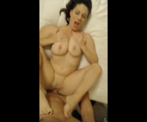 Slutty Big Tits Wife Fucking on Snapchat