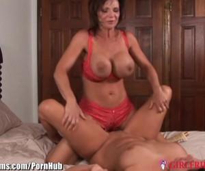 GirlfriendsFilms Big Tits Lesbian Cougar Pussy Tribbing
